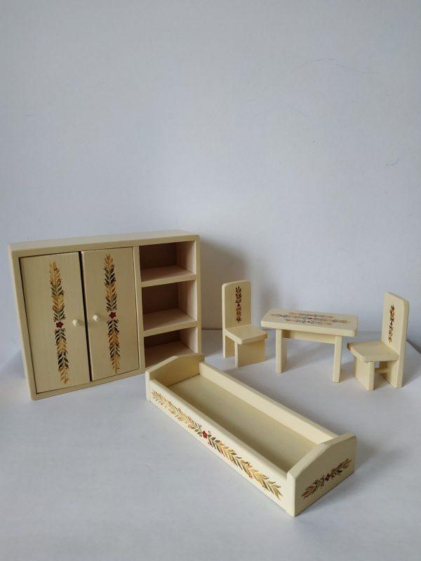 Kerékgyártó Emese - E-Sublót - Hálószoba miniatűr