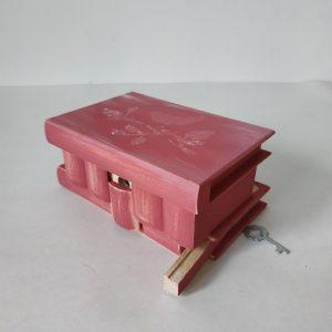 Kerékgyártó Emese - E-Sublót - Titkos doboz (kicsi)