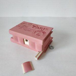 Kerékgyártó Emese - E-Sublót - Titkos doboz (Paris)